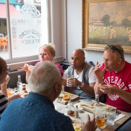 Cricketers, Canterbury